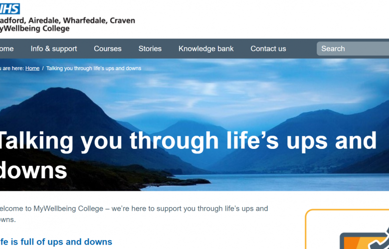 MyWellbeing College