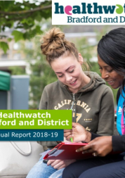 Annual Report 2018/19 cover image